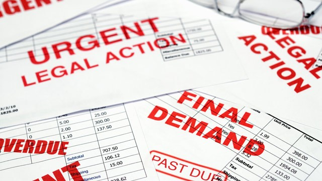 Why it's Better To Hire a Commercial Debt Collection Agency than go to Small Claims Court